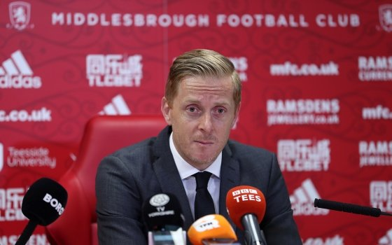 League Managers Association - GARRY MONK UNVEILED AS