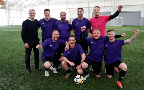 LMA FOOTBALL TOURNAMENT