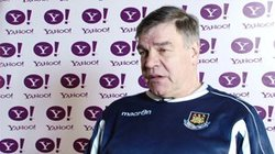 Sam Allardyce - Yahoo! Interview 1