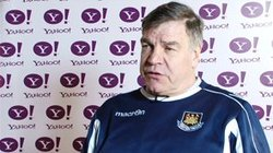 Sam Allardyce - Yahoo! Interview 2