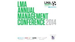 LMA Annual Management conference 2014, sponsored by Barclays