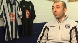 Roberto Di Matteo - Yahoo! Interview 3
