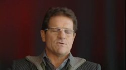 Fabio Capello - LMA School of Football Management 2
