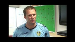 Simon Grayson - Yahoo! Interview 2