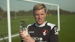 LG Performance of the Week Award - AFC Bournemouth 1
