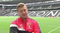 LG Performance of the Week - MK Dons