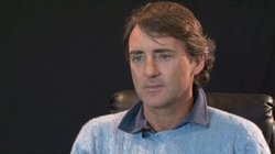 Roberto Mancini - Yahoo! Interview 1