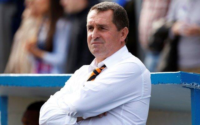 League Managers Association - MARTIN ALLEN: GATHERING INTELLIGENCE