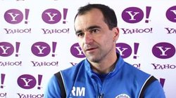 Roberto Martinez - Yahoo! Interview 1
