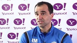 Roberto Martinez - Yahoo! Interview 2