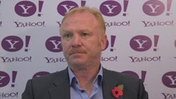 Alex McLeish - Yahoo! Interview 1
