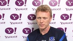 David Moyes - Yahoo! Interview 1