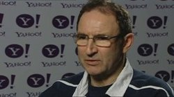 Martin O'Neill - Yahoo! Interview 1