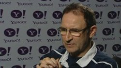 Martin O'Neill - Yahoo! Interview 2