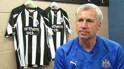 Alan Pardew - Yahoo! Interview 1