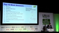 LMA Annual Management Conference 2013 - P Hopley