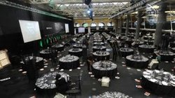 Time Lapse Video of LMA Dinner 2012 Set-up