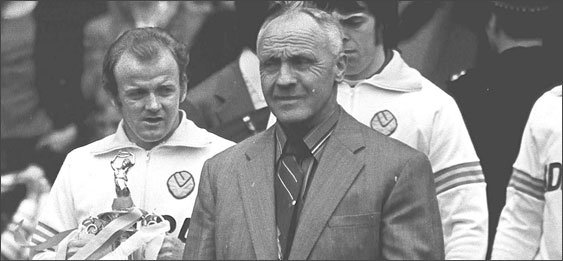 Bill Shankly OBE
