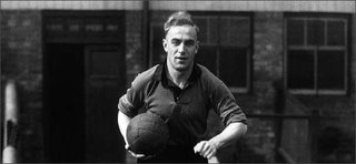 Billy Wright CBE