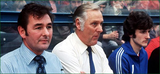 Brian Clough OBE
