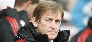 Kenny Dalglish MBE