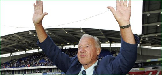 Nat Lofthouse OBE