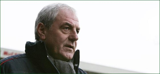 Walter Smith OBE